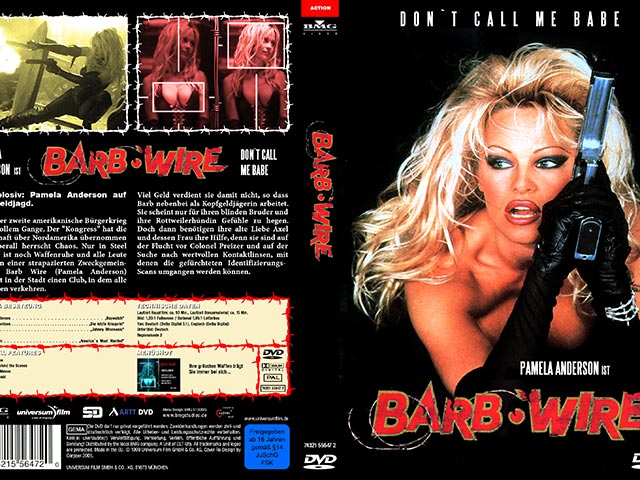 Trailer phim: Barb Wire - 1