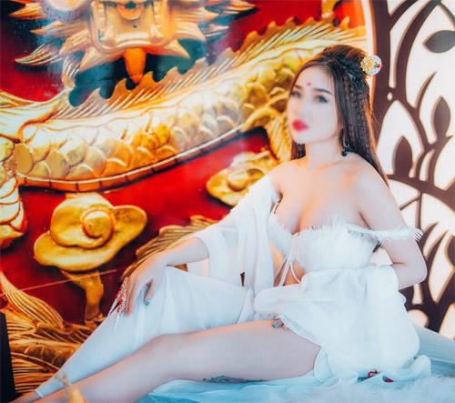 """Hot girl 16 tuổi """"gây sốc"""" với bộ ảnh Phan Kim Liên - 3"""