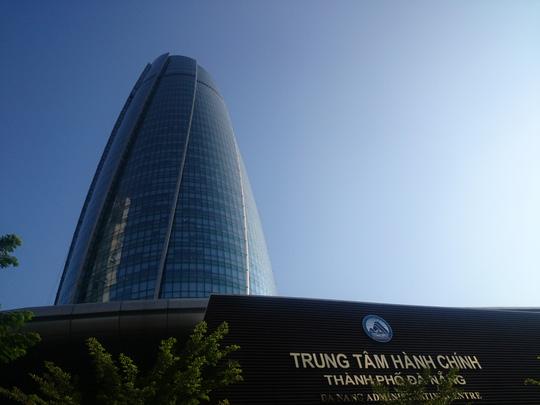Đà Nẵng tính chuyện di chuyển trung tâm hành chính 2.100 tỉ - 1