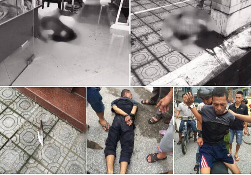 Cầm dao sát hại dã man mẹ vợ, em vợ giữa ban ngày - 1