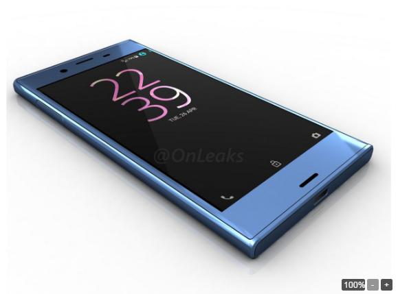 """Sony đang """"thai nghén"""" điện thoại Xperia XR? - 2"""