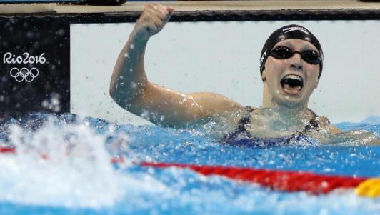 """""""Ma tốc độ"""" Olympic: Tuổi như Ánh Viên, tài năng vô biên"""