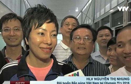 HLV Nguyễn Thị Nhung: 'Chiến thắng của Vinh tặng triệu triệu người dân Việt Nam' - 1