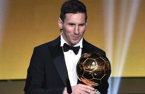 Messi lại rực sáng: Cuộc đua QBV chưa kết thúc - 1