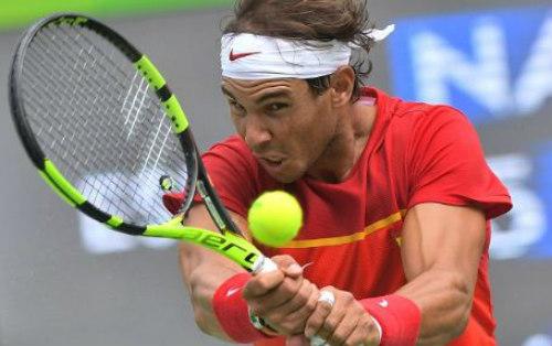 """Nadal - Simon: Vượt khó loạt """"đấu súng"""" (Vòng 3 OIympic Rio) - 1"""