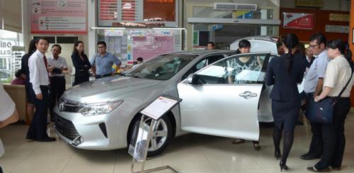 Tháng 7, người Việt mua thêm hơn 28.000 ô tô - 1