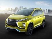 Tư vấn - Mitsubishi XM concept giá rẻ sắp ra mắt
