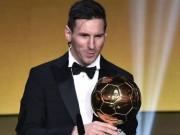 Messi lại rực sáng: Cuộc đua QBV chưa kết thúc