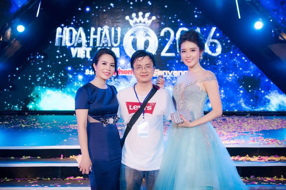Hoa hậu Việt Nam: Chuyện hậu trường chỉ nhiếp ảnh gia biết - 11