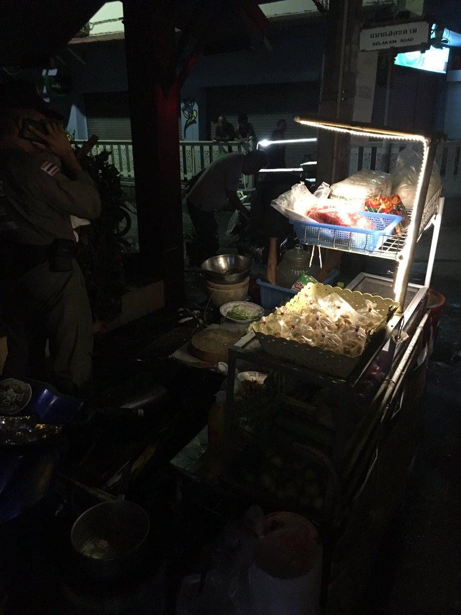 Đánh bom ở khu nghỉ dưỡng Thái Lan, 23 người bị thương - 2