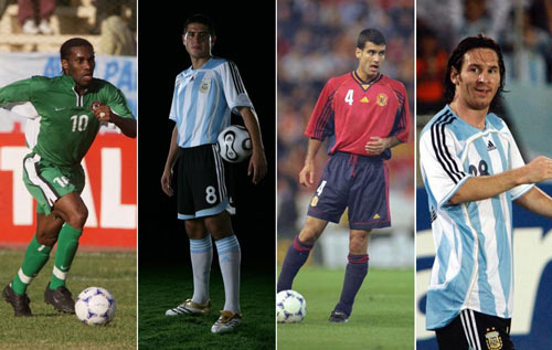 """Đội hình tiêu biểu Olympic: Messi """"đá cặp"""" với Pep - 1"""