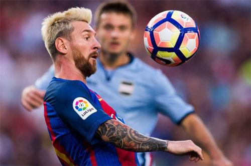 Messi 500 bàn & MU 2000 điểm: Chờ đợi Siêu kỉ lục - 2