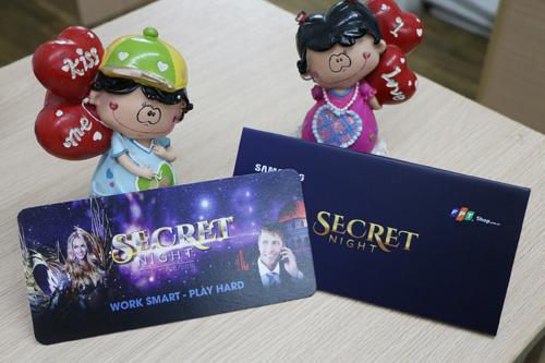FPT Shop gửi thư mời tham gia Secret Night dành cho Galaxy Note 7 - 1