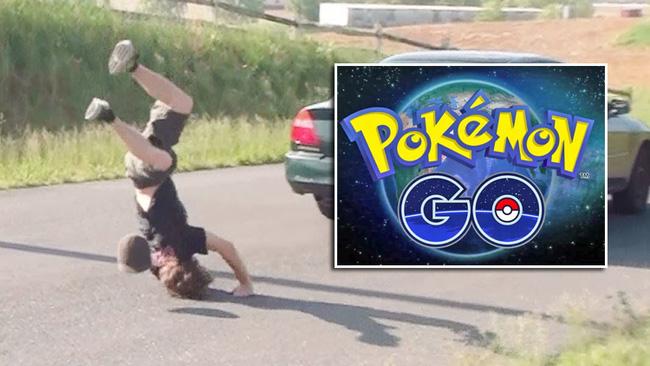 Những tai nạn đau lòng vì chơi Pokemon Go - 3