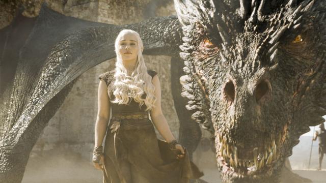 """Sự thật kỹ xảo biến gà hóa rồng phim """"nghẽn sóng HBO"""" - 11"""