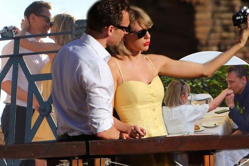 Ngưỡng mộ tình cảm Taylor Swift dành cho bạn trai - 2