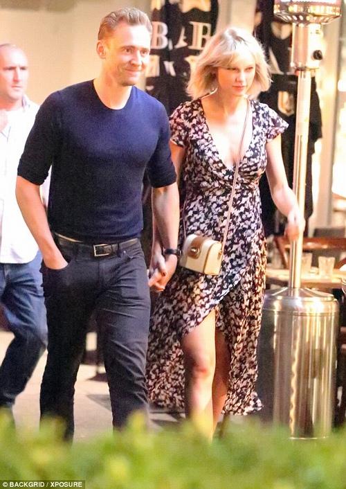 Ngưỡng mộ tình cảm Taylor Swift dành cho bạn trai - 3