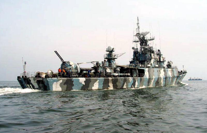 Indonesia bán tàu chiến cho Campuchia, rủ tuần Biển Đông - 1