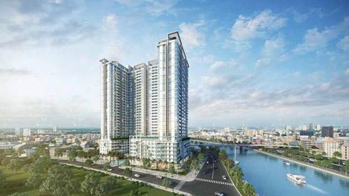 Dự án hạng sang với hai mặt tiền trung tâm thành phố hút khách - 1