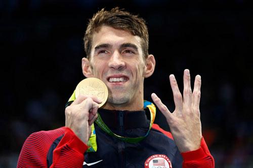 Tin nóng Olympic ngày 6: Phelps dễ đoạt HCV thứ 1000 cho Mỹ - 1