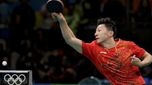 Giành HCV Olympic, Ma Long có trọn bộ Grand Slam bóng bàn - 1