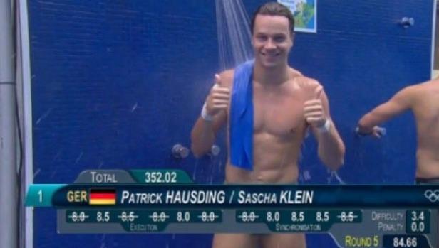 Hết hồn với sự cố trên truyền hình Olympics 2016 - 3