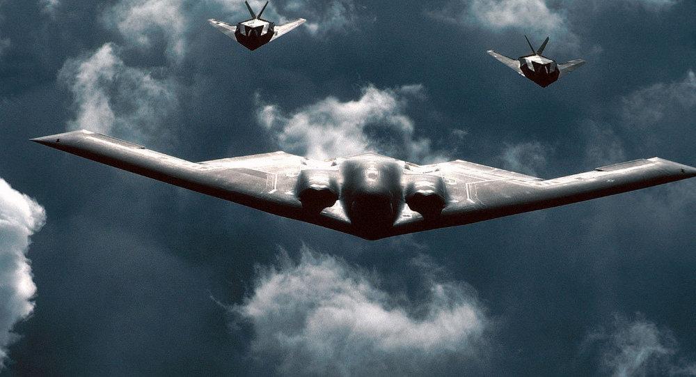 Mỹ điều 3 máy bay ném bom hạt nhân tới Thái Bình Dương - 1
