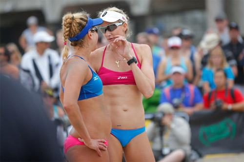 Bí mật sau bộ bikini gợi cảm của cặp vận động viên Mỹ - 10