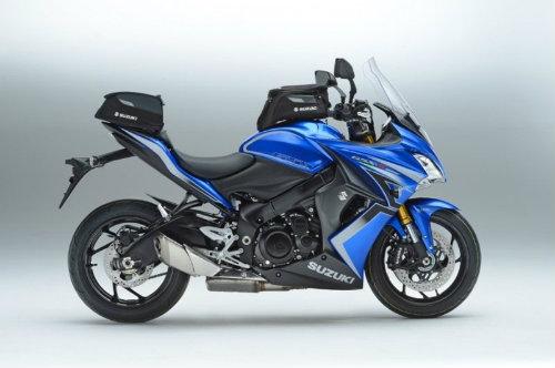 """Mổ xẻ"" tân binh 2016 Suzuki GSX S1000FA Tour Edition - 1"