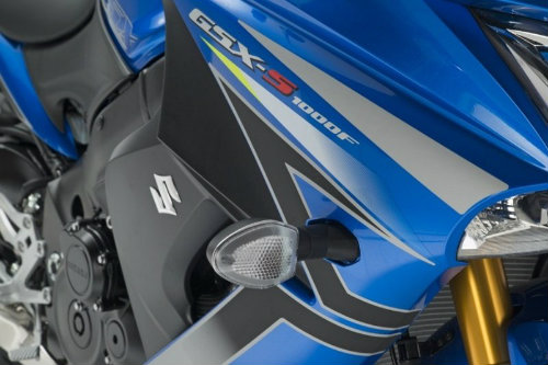 """Mổ xẻ"" tân binh 2016 Suzuki GSX S1000FA Tour Edition - 2"