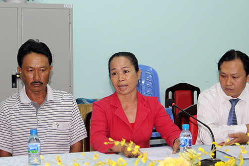 Vụ bệnh nhân bị cưa chân ở TP.HCM: Hòa giải bất thành - 2