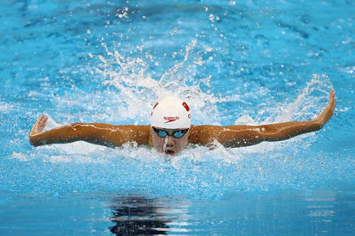 Thêm scandal doping ở Olympic: Bơi Trung Quốc dính chàm - 1
