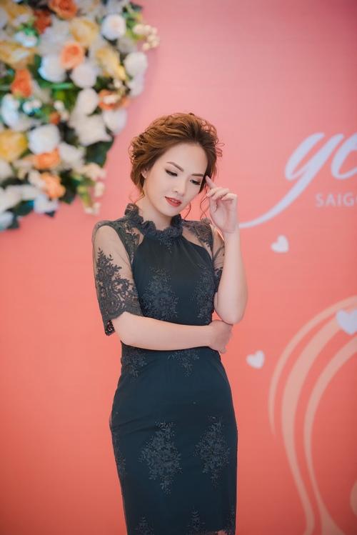Đan Lê, Minh Hương lộng lẫy mừng Mỹ Linh tuổi 41 - 7