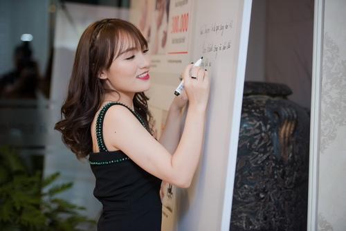 Đan Lê, Minh Hương lộng lẫy mừng Mỹ Linh tuổi 41 - 11