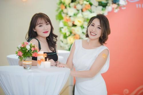 Đan Lê, Minh Hương lộng lẫy mừng Mỹ Linh tuổi 41 - 10