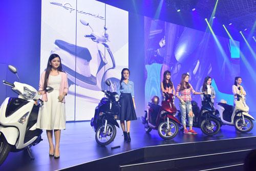 Yamaha ra mắt loạt sản phẩm mới tại Việt Nam - 1