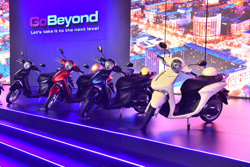 Yamaha ra mắt loạt sản phẩm mới tại Việt Nam - 2