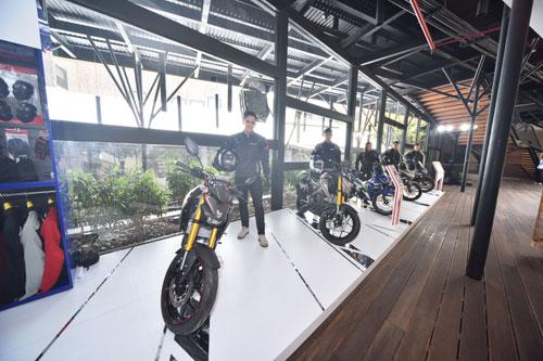 Yamaha ra mắt loạt sản phẩm mới tại Việt Nam - 6