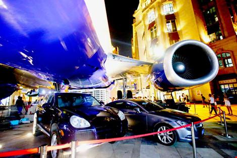 Đại gia TQ chi 5 triệu đô mua máy bay làm nhà hàng - 2