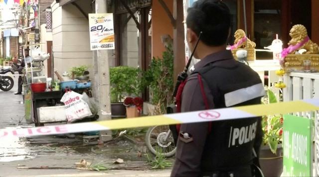 Thái Lan hứng chịu 11 vụ đánh bom liên tiếp trong 24 giờ - 6