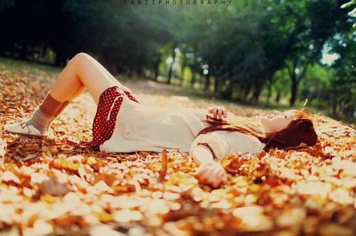 Thơ tình: Em khi mùa thu tới - 1