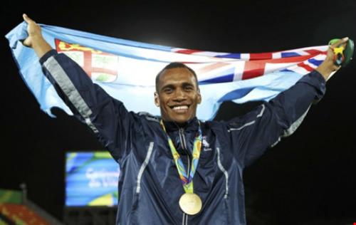 Giành HCV Olympic lịch sử, đảo quốc nhỏ bé Fiji mở hội - 1