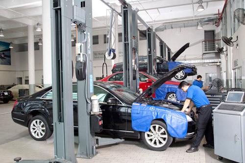 Vietnam Star Automobile đạt giải thưởng Dịch Vụ Hậu Mãi Xuất Sắc - 4