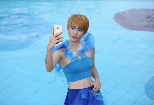 Vietnam's Next Top Model tập 5: Kim Nhã bứt phá - 3