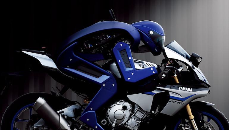 Yamaha nghiên cứu trí thông minh nhân tạo điều khiển mô tô - 1