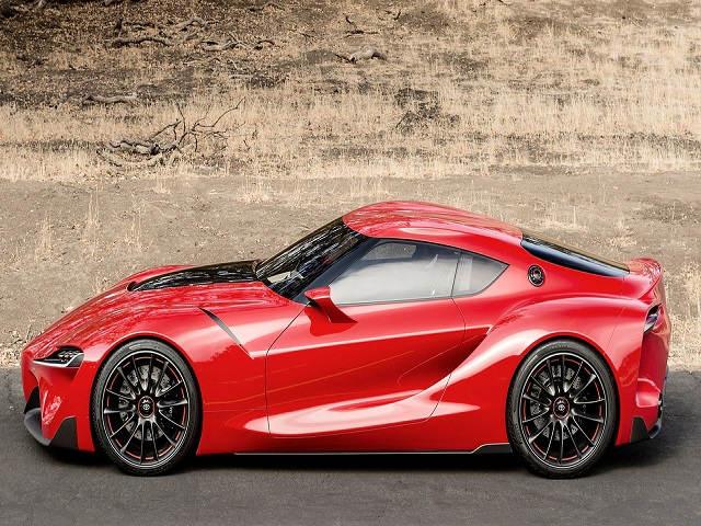Toyota Supra mới và những điều chưa biết - 1