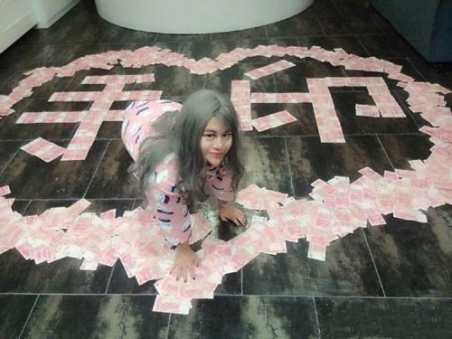 Cô gái TQ khiến mọi người sợ hãi vì khuôn mặt biến dị - 6