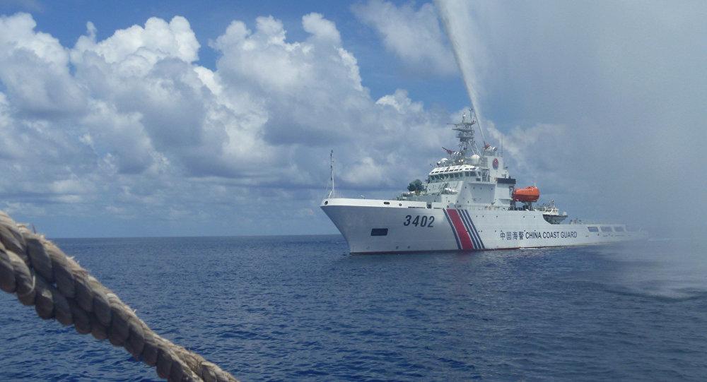 """Mỹ: Trung Quốc đã vượt """"giới hạn đỏ"""" ở Biển Đông - 1"""