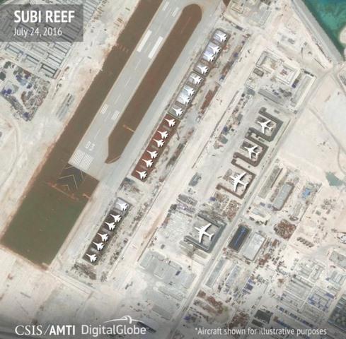 """Mỹ: Trung Quốc đã vượt """"giới hạn đỏ"""" ở Biển Đông - 3"""
