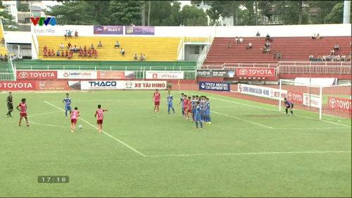 Sài Gòn - Than Quảng Ninh: Điểm yếu dứt điểm - 1